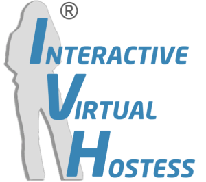 Interactive Virtual Hostess